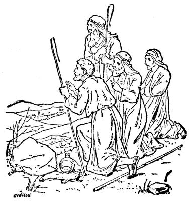 Childrens' Bible Stories » JESUS, THE BABE OF BETHLEHEM